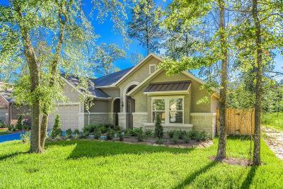 Montgomery Single Family Home For Sale: 213 North Purslane Lane