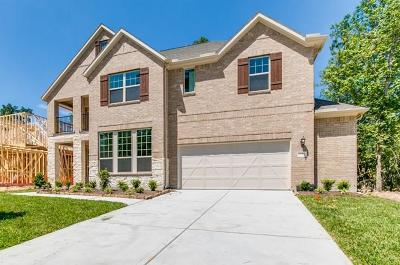 Conroe Single Family Home For Sale: 2715 Sterling Heights Ln