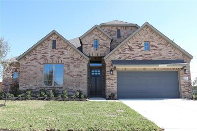 Tomball Single Family Home For Sale: 21510 Safrano