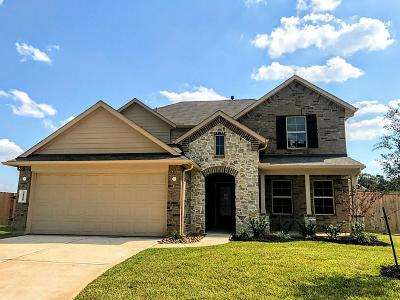 Spring Single Family Home For Sale: 24210 Oakdale Hilla