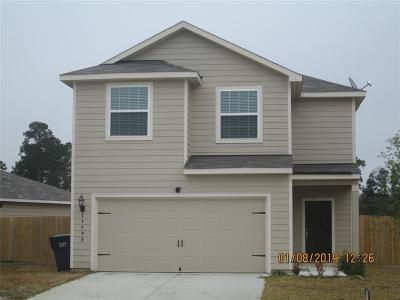 Magnolia Single Family Home For Sale: 24099 Wilde