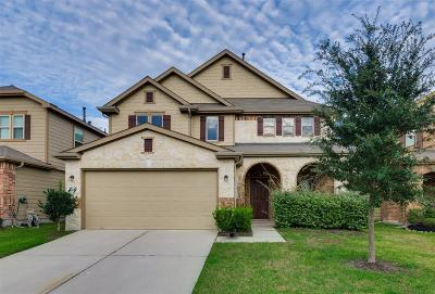 Houston Single Family Home For Sale: 12622 Mint Field