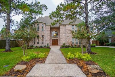 Katy Single Family Home For Sale: 2510 Hidden Shore Drive Drive