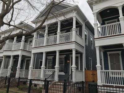 Houston Single Family Home For Sale: 711 Tulane Street
