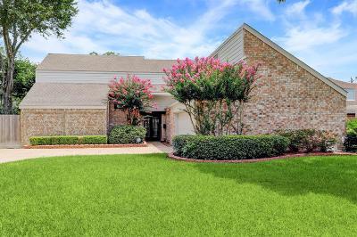 Briargrove Park Single Family Home For Sale: 10218 Ella Lee Lane