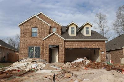 New Caney Single Family Home For Sale: 18720 Laurel Hills Drive