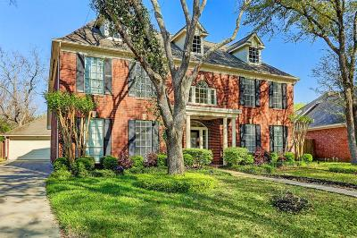 Sugar Land Single Family Home For Sale: 2011 Oakhurst Parkway