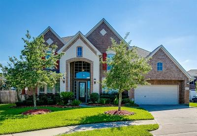 Katy Single Family Home For Sale: 26231 Rustic Ranch Lane