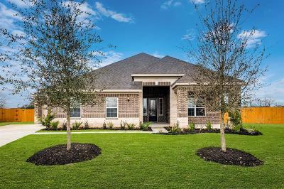 Rosharon Single Family Home For Sale: 2703 Emerald Pines Lane