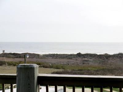 Crystal Beach Single Family Home For Sale: 858 Kahla Drive