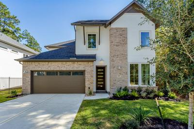 The Woodlands Single Family Home For Sale: 22 Clearview Terrace Place