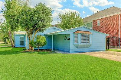 Bellaire Single Family Home For Sale: 4401 Dorothy Street