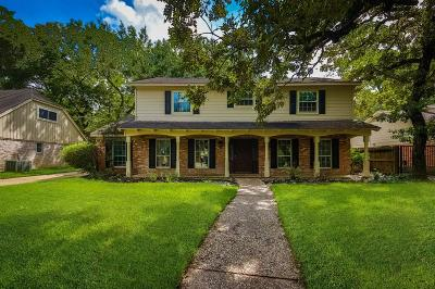Houston Single Family Home For Sale: 718 Langwood Drive