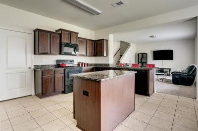 Rosenberg Single Family Home For Sale: 5134 Briar Cove