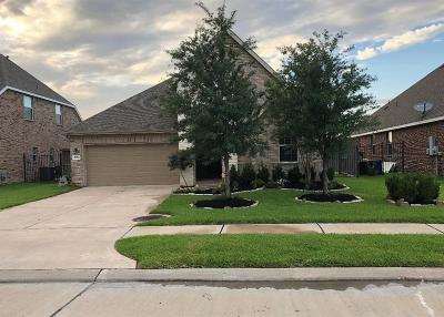 Missouri City Single Family Home For Sale: 3914 Medici Court