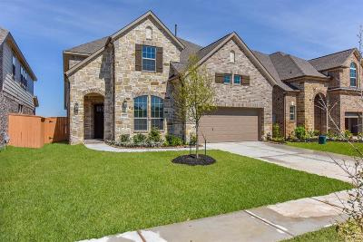 Texas City Single Family Home For Sale: 12522 Tamaron Drive