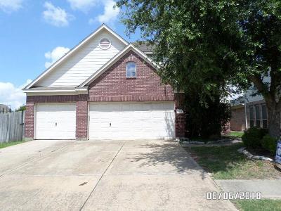 Houston TX Single Family Home For Sale: $214,900