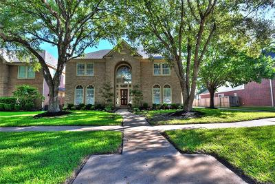 Katy Single Family Home For Sale: 1307 Wiedner Drive