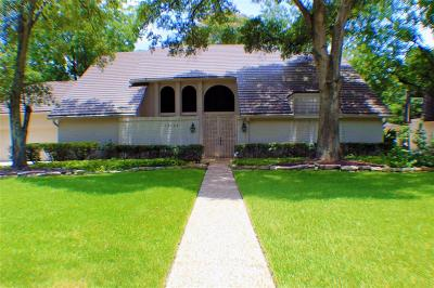 Houston Single Family Home For Sale: 13122 Paradise Valley Drive