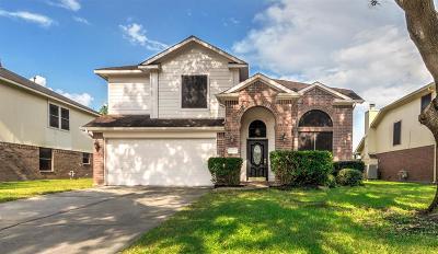 Houston Single Family Home For Sale: 12406 Berry Laurel Lane