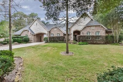 Magnolia Single Family Home For Sale: 10603 Clubhouse Circle