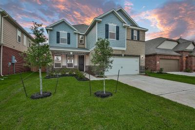 Richmond Single Family Home For Sale: 1715 Anna Creek Drive
