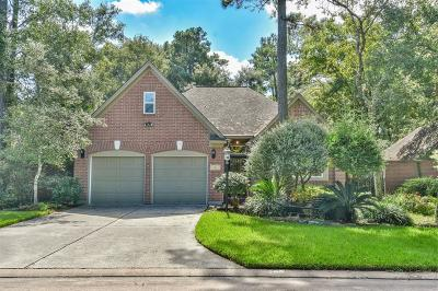 The Woodlands Single Family Home For Sale: 9 Vinebrook Road