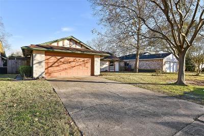 Friendswood Single Family Home For Sale: 4407 Peridot Lane