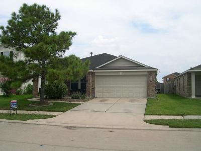 Katy Single Family Home For Sale: 2526 Marble Manor Lane