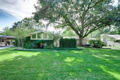 Houston Single Family Home For Sale: 6135 Reamer Street