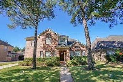 Sugar Land Single Family Home For Sale: 16810 Colony Terrace Drive