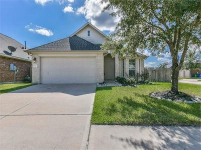 Manvel Single Family Home For Sale: 25 Wheeler Ridge Circle