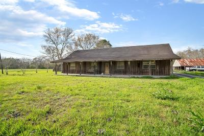 Alvin Single Family Home For Sale: 7414 County Road 172
