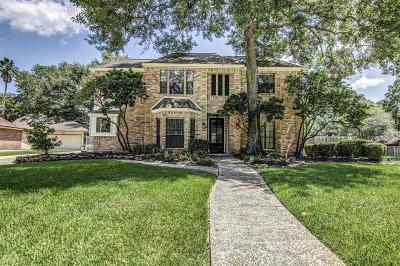 Houston Single Family Home For Sale: 2902 Woodland Ridge Drive