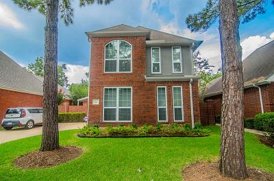 Sugar Land Single Family Home For Sale: 42 Grants Lake Circle