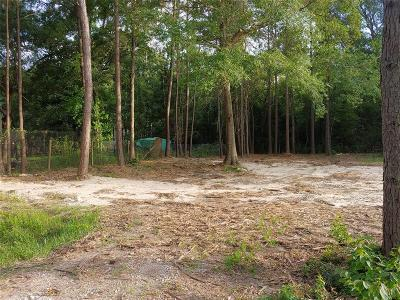 Conroe Residential Lots & Land For Sale: Tr4 Tower Glen Lane