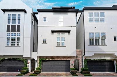 Houston Single Family Home For Sale: 2710 Cohn Trails