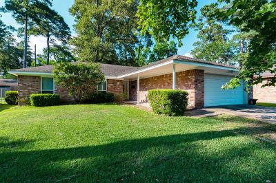 New Caney Single Family Home For Sale: 2103 Southwood Drive