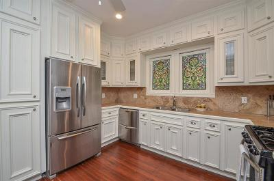 Houston Single Family Home For Sale: 709 Walton Street
