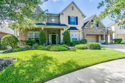 Missouri City Single Family Home For Sale: 8835 Stowe Creek Lane