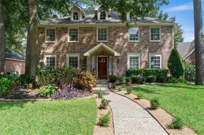 Tomball Single Family Home For Sale: 15710 Gettysburg Drive