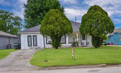 Houston Single Family Home For Sale: 7423 Fairway Drive