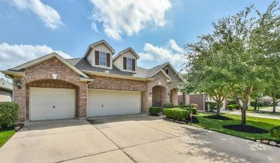 Katy Single Family Home For Sale: 6211 Hidden Alley Drive