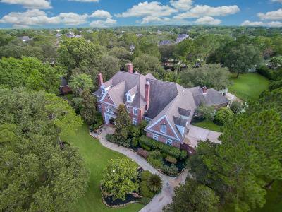 Houston Single Family Home For Sale: 1623 Hampton Oaks Circle