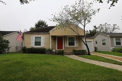 Houston Single Family Home For Sale: 6456 Community Drive