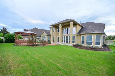 League City Single Family Home For Sale: 4530 Estella Court