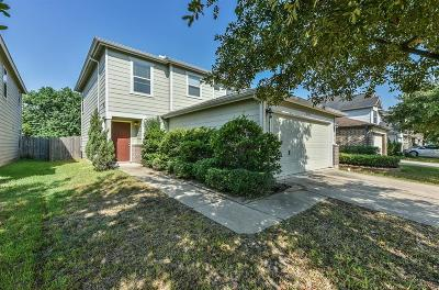 Cypress TX Single Family Home For Sale: $199,000