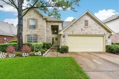 Tomball Single Family Home For Sale: 17118 Ginger Fields Lane