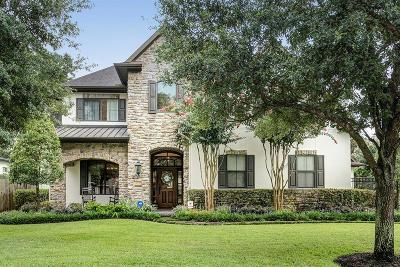 Houston Single Family Home For Sale: 7715 Wedgewood Lane