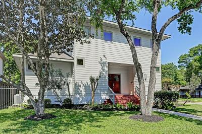 Bellaire Single Family Home For Sale: 800 Carol Street